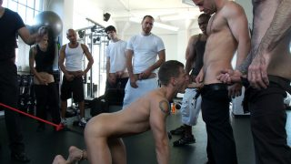 Gym Rat and The Gay Mafia Boundinpublic.com – onlinexxx.cc
