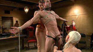 LIVE & PUBLIC slave.. Divinebitches.com – onlinexxx.cc