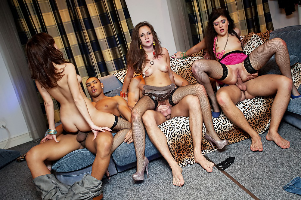 College Girl Panty Party