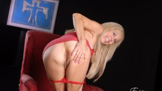 Erica Lauren in Red Chair.. Pornstarplatinum.com – onlinexxx.cc