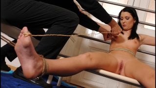 First bondage experience! Houseoftaboo.com – onlinexxx.cc