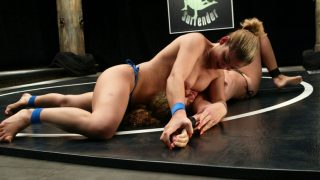 Brooke Bound and Lola Ultimatesurrender.com – onlinexxx.cc