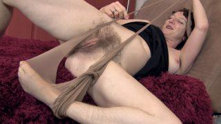 Artesmesia strokes her hairy.. Wearehairy.com – onlinexxx.cc