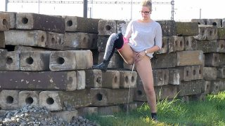 Near the Railway Got2pee.com – onlinexxx.cc